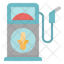 Biofuel Ecology Environment Icon
