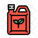Biofuel Fuel Production Icon