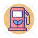 Biofuel Fuel Pump Fuel Icon