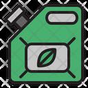 Biofuel Energy Fuel Icon