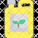 Biofuel Biodiesel Renewable Energy Icon