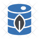 Barrel Eco Fuel Icon