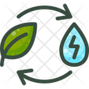 Bio Fuel Biofuel Icon