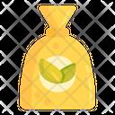 Bio Garbage Bag Icon