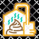Biogas Method Method Obtaining Icon