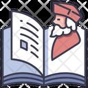 Biography Literature Book Icon
