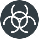 Biohazard Biological Hazard Icon