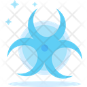 Biohazard Hazardous Chemical Icon