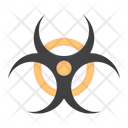 Biohazard Hazard Virus Icon