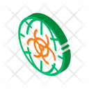 Biohazard Problem Caution Icon