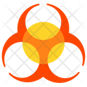 Biohazard Dangerous Eco Icon