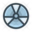 Laboratory Science Biohazard Icon