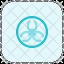 Biohazard Icon