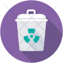Biohazard Chemical Icon