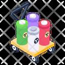 Biohazard Drums Icon