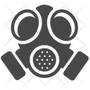 Biohazard Mask Chemical Mask Gas Mask Icon