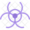 Biohazard Space Science Icon