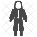Biohazard Suit Icon