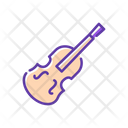 Biola Instrument Violin Icon