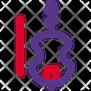 Biola Guitar Music Instrument Icon