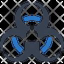 Biological Hazard Biohazard Icon