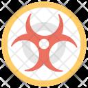 Biological Hazard Icon