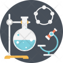 Science Research Biological Icon