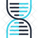 Biology Chain Code Icon