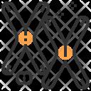 Biology Chemistry Chromosome Icon