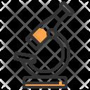 Biology Chemistry Laboratory Icon