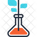 Biology Education Experiment Icon