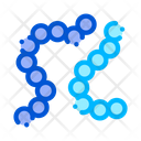 Biology Element Bacteria Icon