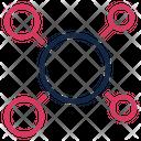 Biology Science Molecule Icon