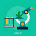 Biology Education Science Icon
