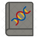 Science Book Dna Icon