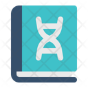Biology Book Education Icon