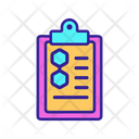 Biology Report Icon