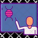 Biology Teacher Icon