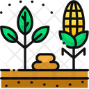 Biomass Energy Plant Icon