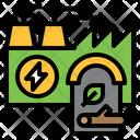 Igreen Eco Battery Factory Icon