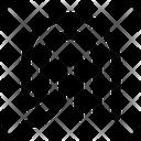 Biometric Icon