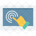 Biometric Authentication Icon