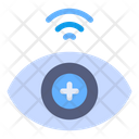 Biometric Data Icon