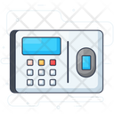 Biometric Device Icon