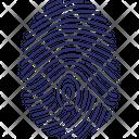 Biometric Identification Icon