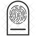 Biometric Biometry Identity Icon