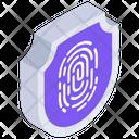 Biometric Protection Icon
