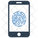 Biometric protection Icon