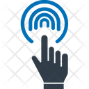 Biometric Reader Icon