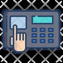 Biometric Scanner Biometrics Scanner Icon